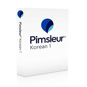 Pimsleur Korean Level 1 CD: Learn to Speak and Understand Korean with Pimsleur Language Programs (1) (Comprehensive)|banana-store2