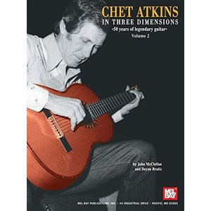 Chet Atkins in Three Dimensions: 50 Years of Legendary Guitar|banana-store2