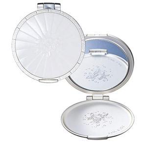 (ポール&ジョー) PAUL&JOE P&J コンパクトミラー 鏡 ミラー 手鏡 フラワー ポールアンドジョー 化粧直し かわいい|banana-store2