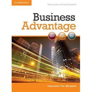 Business Advantage Advanced Audio CDs (2)|banana-store2