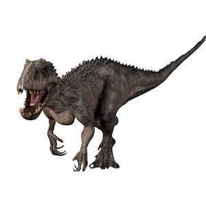 Nanmu Studio 本心楠改 1/35 インドミナツ 恐竜 リアル フィギュア PVC モデル おもちゃ レックス プレミアム 45cm級 人|banana-store2