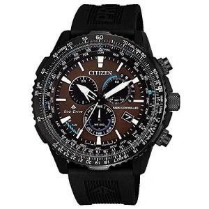 【セット商品】[シチズン]CITIZEN 腕時計 PROMASTER プロマスター エコ・ドライブ電波時計 パイロット クロノグラフ banana-store2