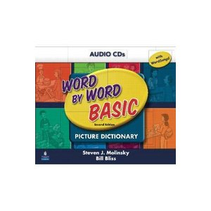 Word by Word Basic Picture Dictionary (2E) Audio CDs (7)|banana-store2