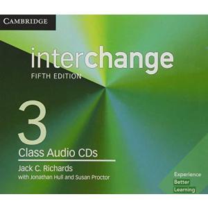 Interchange Level 3 Class Audio CDs|banana-store2