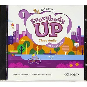 Everybody Up: Level 1: Class Audio CD: Linking your classroom to the wider world|banana-store2