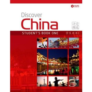 Discover China Level 1 Student's Book & CD Pack|banana-store2