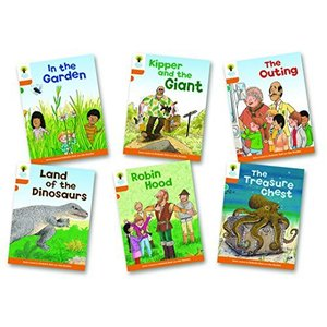 STAGE 6 STORYBOOKS PACK (Oxford Reading Tree)|banana-store2