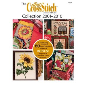 The Just Crossstitch Collection 2001-2010|banana-store2