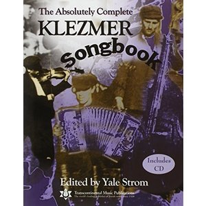 The Absolutely Complete Klezmer Songbook|banana-store2