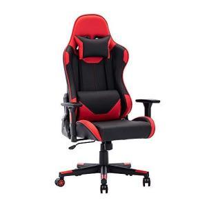 ゲーミングチェア オフィスチェア デスクチェア 人間工学 ゲーム用チェア リクライニング 仕事椅子 多機能 パ banana-store2