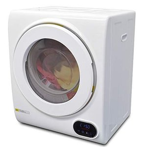 SeatheStars 小型衣類乾燥機 2.5kg ステンレスドラム タッチパネル操作 自動乾燥 家庭用 工事不要|banana-store2