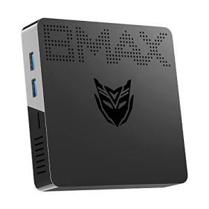 BMAX B1 ミニPC Celeron N3060 CPU搭載 4GB*64GB Windows10 64ビット搭載 小型PC 内蔵スピーカー USB2.0/USB 3.0/HDMI/VGA/Bluetooth5.0/WiFi|banana-store2