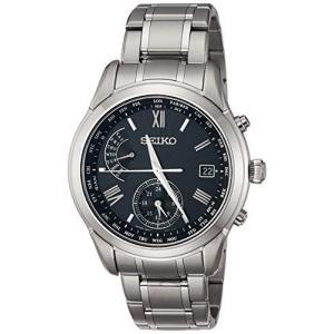 [セイコーウォッチ] 腕時計 ブライツ SAGA309 メンズ シルバー banana-store2