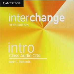 Interchange Intro Class Audio CDs|banana-store2