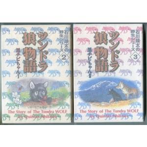 国内送料無料   平成3年 初版   石川球太の野生シリーズ全3巻の内の、(2)(3)巻に相当します...