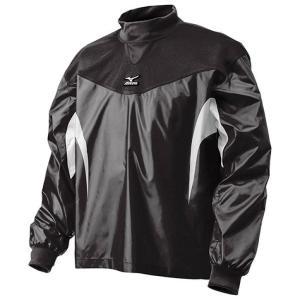 【1点までメール便可】 ミズノ 【12JE4J3009】 トレーニングジャケット長袖 ブラック|bandaisports