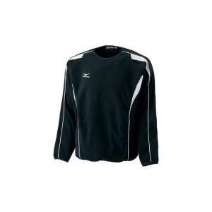 ミズノ 【52LA20009】 フリースジャケット 長袖 ブラック|bandaisports
