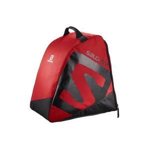 人気 17-18 サロモン 【L39777000】 スキーブーツケース オリジナルブーツバッグ バルバドスチェリー×ブラック|bandaisports