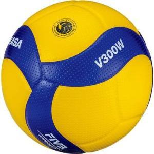 ミカサ (V300W) バレーボール検定球5号 V300W