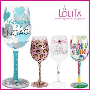【BB】Lolita(ロリータ) ワイングラス Pink Leopard|bandblife