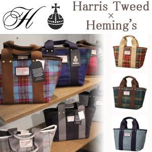 HOARD Harris Tweed(ハリスツイード)×ヘミングス トートバッグS 40122/40123|bandblife