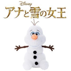 【送料無料】アナと雪の女王 オラフ ヌイグルミS タカラトミーアーツ|bandblife