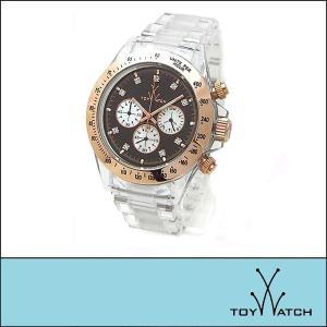 【訳有り・電池切れ】TOY WATCH(トイウォッチ) 腕時計 6201-BK|bandblife