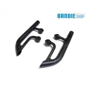 新品 タンデムバーキット(ブラック)/BW'S125・BW'S125-XBWS125 黒色 タンデムバー 純正タイプ bandieshop