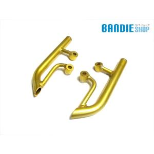 新品 タンデムバーキット(ゴールド)/BW'S125・BW'S125-XBWS125 金色 タンデムバー 純正タイプ bandieshop