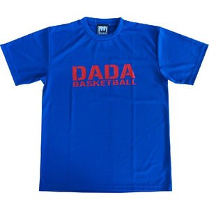 DADA BIG LOGO TEE ROY Tシャツ ロイヤル|bandofballers