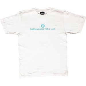 SHONAN BASKETBALL LAB. Tシャツ ホワイト|bandofballers