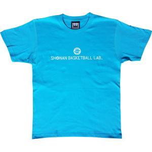 SHONAN BASKETBALL LAB. Tシャツ サックス bandofballers