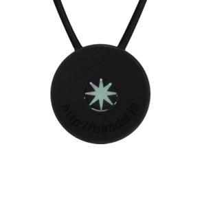 BANDEL Necklace Metallic ネックレス メタリック Black×Silver|bandofballers|02