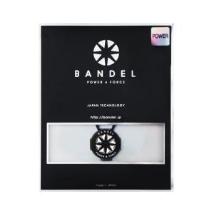 BANDEL Necklace Metallic ネックレス メタリック Black×Silver|bandofballers|03