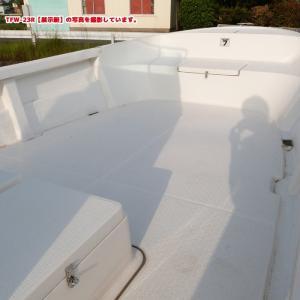 TOHATSU トーハツ 船体 プレジャーボー...の詳細画像2