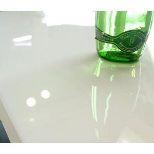 [イタリア製昇降伸長式リフティングテーブルEsprit/ホワイト色/BK]高さ37〜82cm無段階調節/白い伸長式リフティングテーブル/天板が2倍に伸張伸縮テーブル|banjo|06