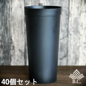 BC プラスチック製ロングポット(中) 40個セット|bankscollection