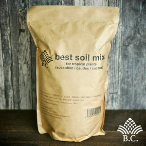 BC best soil mix 2袋 + ロングポット(小) 6個  (中) 4個 (大) 6個 bankscollection 02