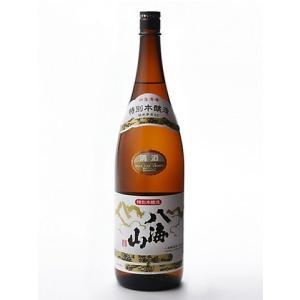 八海醸造 八海山 特別本醸造 1800mlの商品画像|ナビ