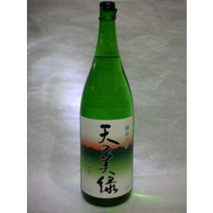 緑茶焼酎  天の美緑 てんのみろく 25度 1.8L 株式会...