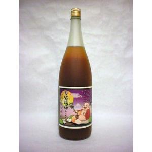 「 布袋福梅 」 大阪府 : 河内ワイン 酒類 : 梅酒 容量 : 1800ml アルコール度数 :...