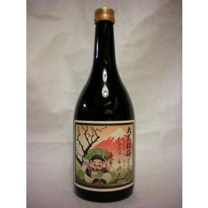 「 大黒福梅 」 大阪府 : 河内ワイン 酒類 : 梅酒 容量 : 720ml アルコール度数 : ...