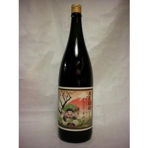 「 大黒福梅 」 大阪府 : 河内ワイン 酒類 : 梅酒 容量 : 1800ml アルコール度数 :...