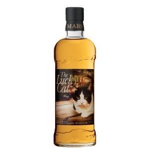 国産ウイスキー ザ ラッキーキャット メイ 700ml 本坊酒造 マルス信州蒸留所|bannai|02