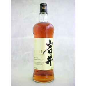 国産ウイスキー 岩井トラディション 40度 750ml 本坊酒造 信州マルス蒸留所|bannai