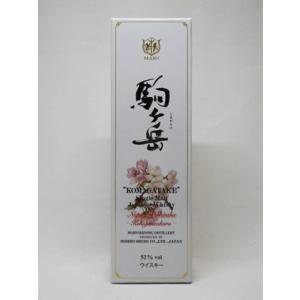 国産ウイスキー シングルモルト駒ヶ岳 Nature of Shinshu 小彼岸桜 52度 700ml 本坊酒造 マルス信州蒸留所|bannai|04