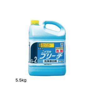 ケース販売 3本入 食中毒対策 ニイタカブリーチ ニイタカ 5.5kg 除菌 漂白剤 234030