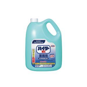 ハイターE 花王 5kg 衣料用除菌漂白剤 業務用