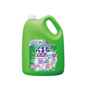 ワイドハイターEXパワー 花王  4.5L 酵素系衣料用 液体漂白剤 業務用