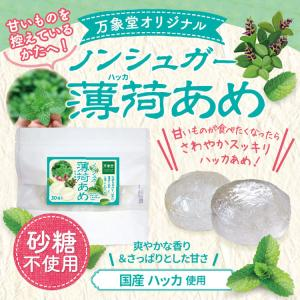 ノンシュガー ハッカ 飴 30粒入 キャンディー